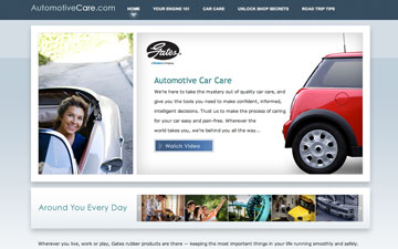 Gates Automotive Care