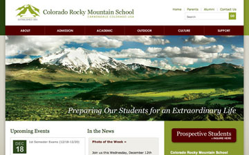 Colorado Rocky Mountain School